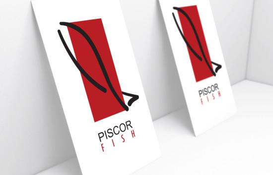 Piscor. Rebranding. Logo