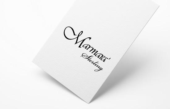 Marmara Sterling. Logo. Bränd