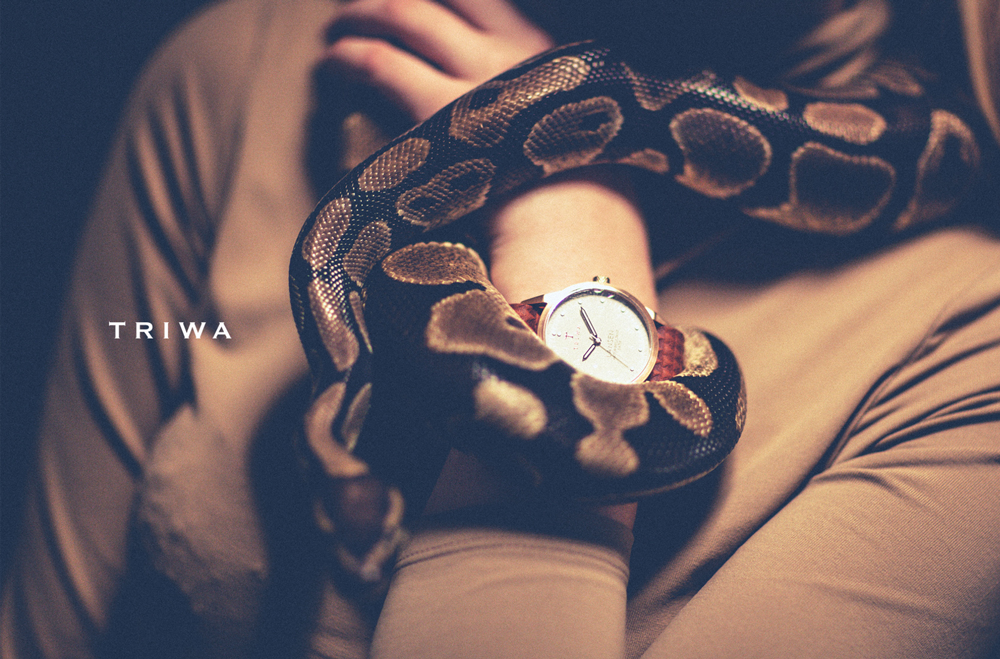 Triwa Watches.