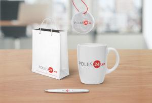 Poliis24. Branding